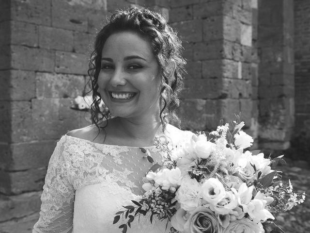 Il matrimonio di Andrea e Stefania a Castell'Arquato, Piacenza 37