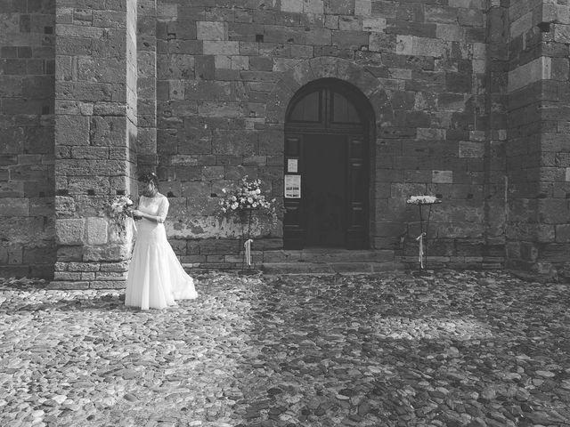 Il matrimonio di Andrea e Stefania a Castell'Arquato, Piacenza 36