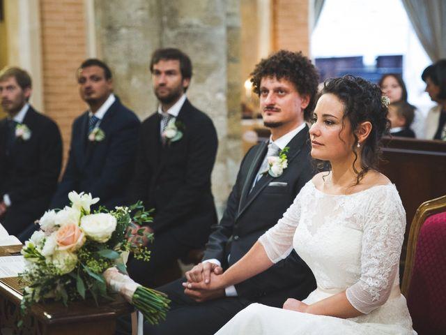 Il matrimonio di Andrea e Stefania a Castell'Arquato, Piacenza 43