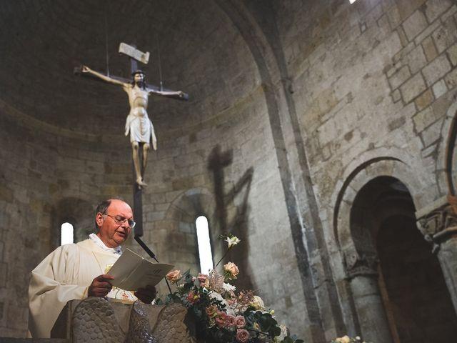 Il matrimonio di Andrea e Stefania a Castell'Arquato, Piacenza 42