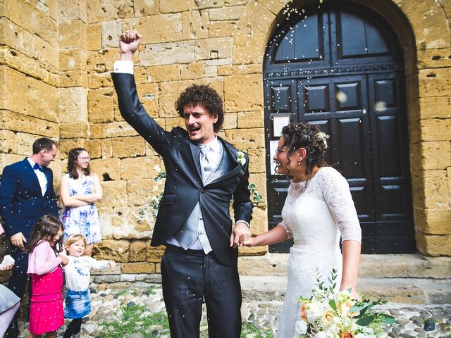 Il matrimonio di Andrea e Stefania a Castell'Arquato, Piacenza 64