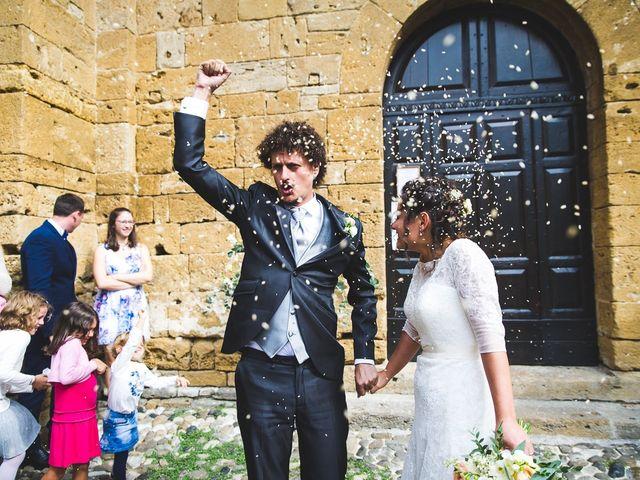 Il matrimonio di Andrea e Stefania a Castell'Arquato, Piacenza 65