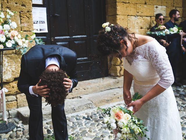 Il matrimonio di Andrea e Stefania a Castell'Arquato, Piacenza 68