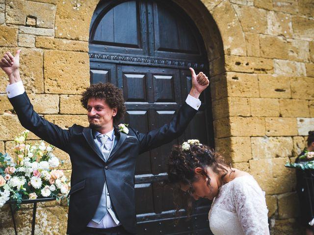 Il matrimonio di Andrea e Stefania a Castell'Arquato, Piacenza 69