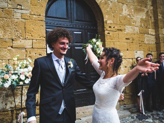 Il matrimonio di Andrea e Stefania a Castell'Arquato, Piacenza 70