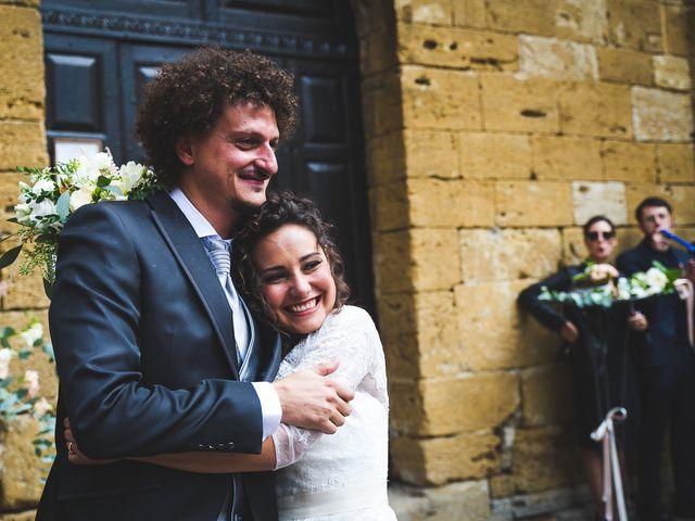 Il matrimonio di Andrea e Stefania a Castell'Arquato, Piacenza 71