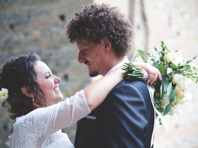 Il matrimonio di Andrea e Stefania a Castell'Arquato, Piacenza 76