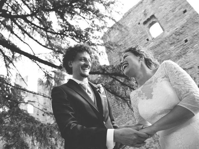Il matrimonio di Andrea e Stefania a Castell'Arquato, Piacenza 77