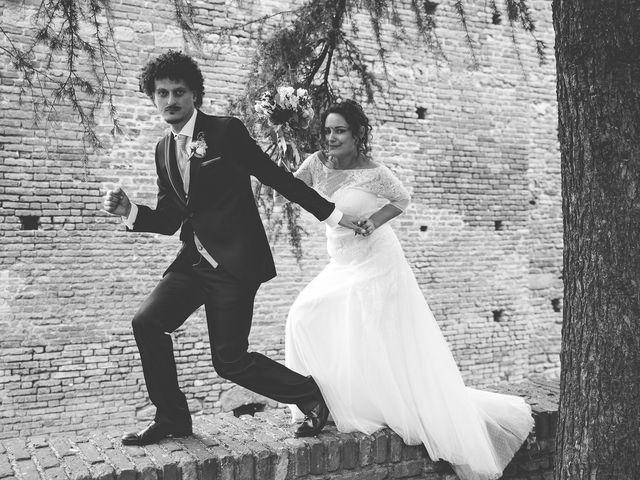 Il matrimonio di Andrea e Stefania a Castell'Arquato, Piacenza 1
