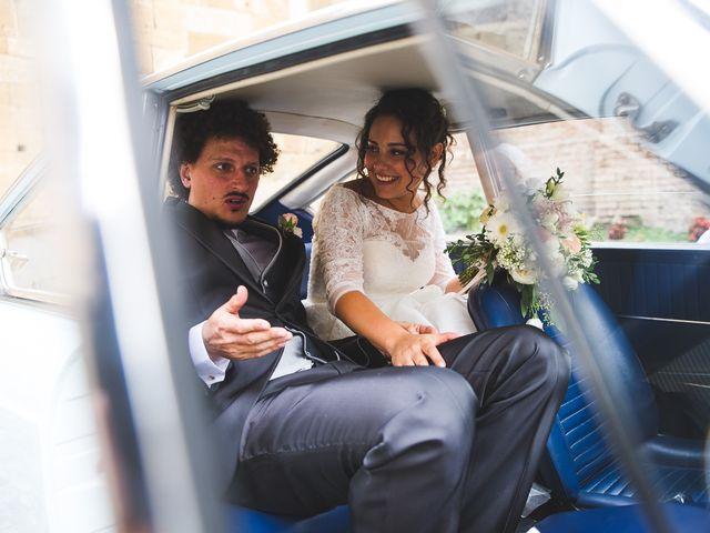 Il matrimonio di Andrea e Stefania a Castell'Arquato, Piacenza 85