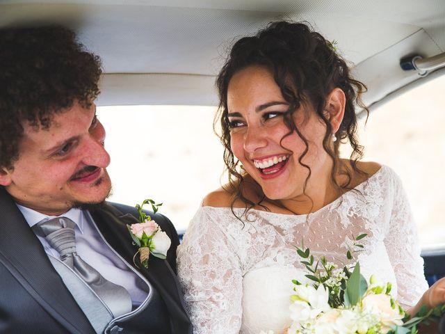 Il matrimonio di Andrea e Stefania a Castell'Arquato, Piacenza 88