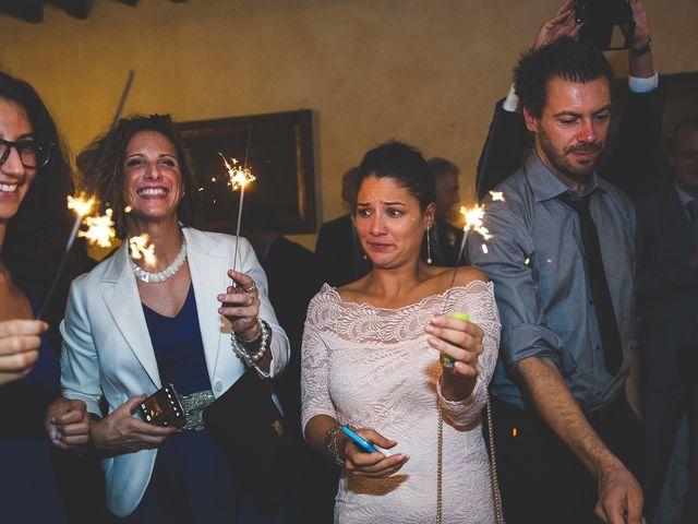 Il matrimonio di Andrea e Stefania a Castell'Arquato, Piacenza 120