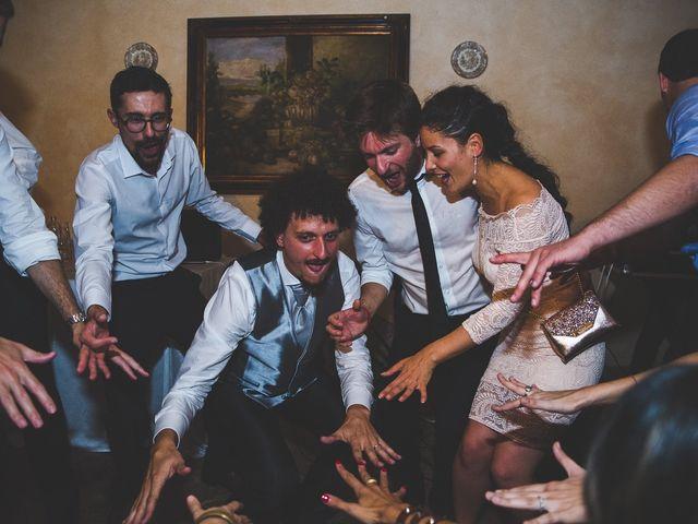Il matrimonio di Andrea e Stefania a Castell'Arquato, Piacenza 127