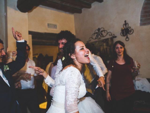 Il matrimonio di Andrea e Stefania a Castell'Arquato, Piacenza 130