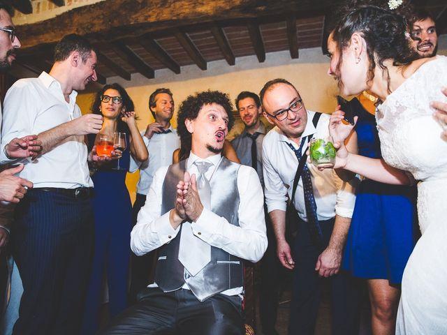 Il matrimonio di Andrea e Stefania a Castell'Arquato, Piacenza 132