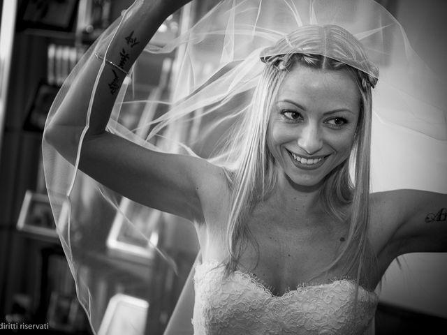 Il matrimonio di Andrea e Giulia a Aprilia, Latina 7