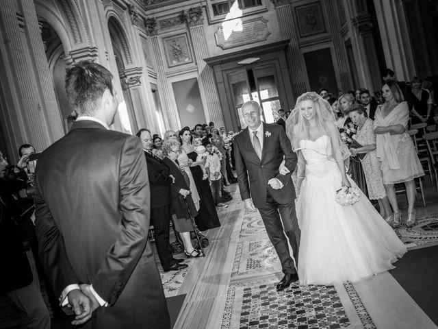 Il matrimonio di Andrea e Giulia a Aprilia, Latina 9