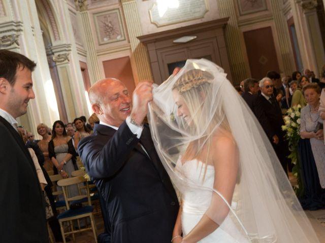 Il matrimonio di Andrea e Giulia a Aprilia, Latina 10