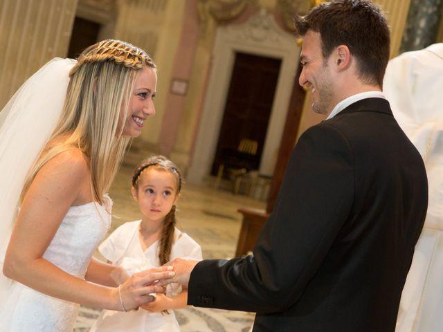 Il matrimonio di Andrea e Giulia a Aprilia, Latina 13