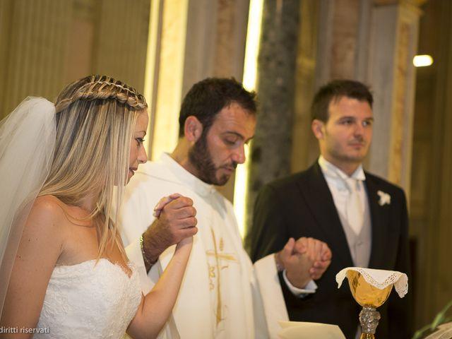 Il matrimonio di Andrea e Giulia a Aprilia, Latina 14