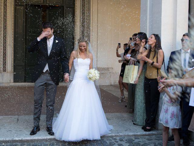 Il matrimonio di Andrea e Giulia a Aprilia, Latina 17