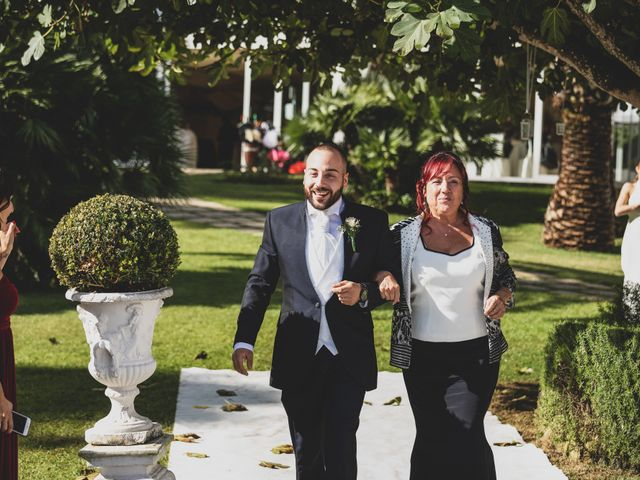 Il matrimonio di Roberto e Valentina a Nettuno, Roma 1