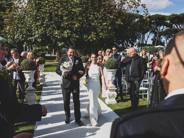 Il matrimonio di Roberto e Valentina a Nettuno, Roma 2
