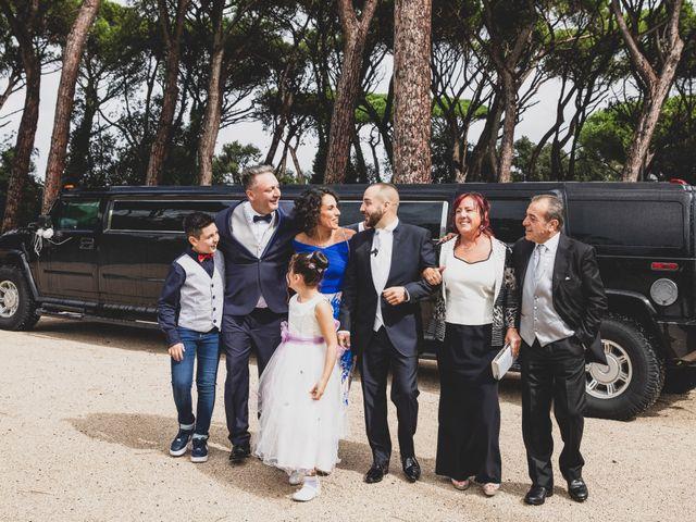 Il matrimonio di Roberto e Valentina a Nettuno, Roma 37