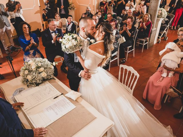 Il matrimonio di Roberto e Valentina a Nettuno, Roma 43