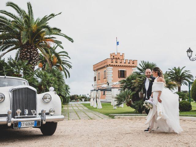 Il matrimonio di Roberto e Valentina a Nettuno, Roma 50