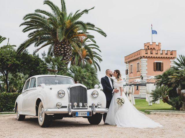 Il matrimonio di Roberto e Valentina a Nettuno, Roma 51