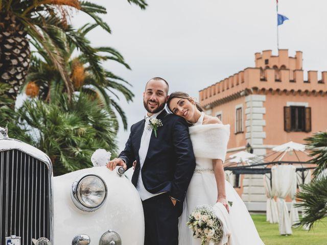 Il matrimonio di Roberto e Valentina a Nettuno, Roma 52