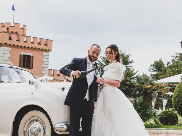 Il matrimonio di Roberto e Valentina a Nettuno, Roma 53