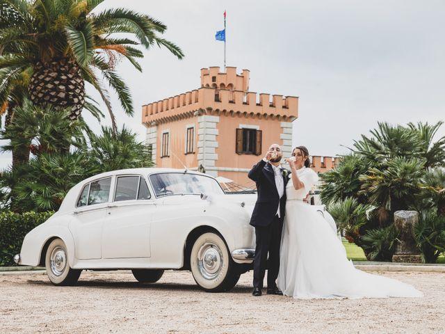 Il matrimonio di Roberto e Valentina a Nettuno, Roma 54