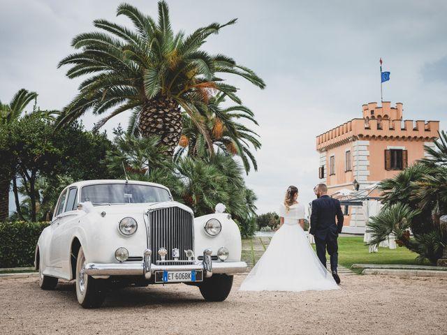 Il matrimonio di Roberto e Valentina a Nettuno, Roma 55