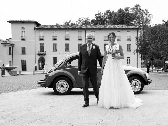 Il matrimonio di Marco e Alice a Erba, Como 25