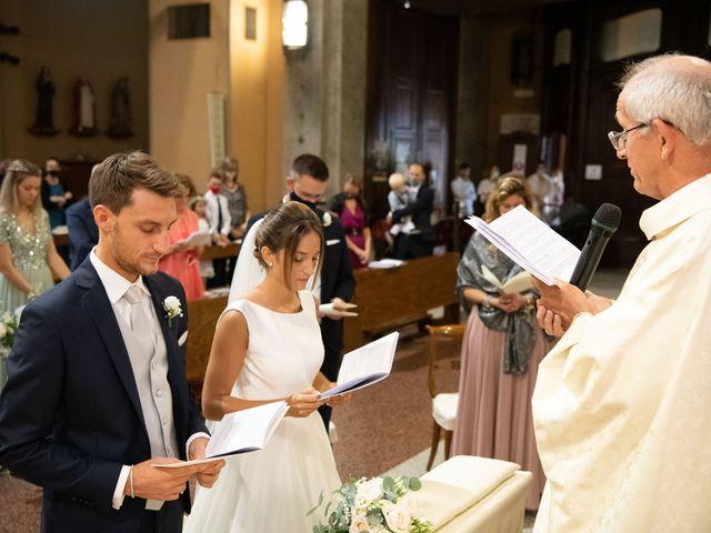 Il matrimonio di Marco e Alice a Erba, Como 27