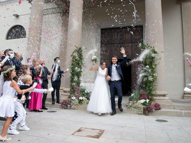 Il matrimonio di Marco e Alice a Erba, Como 34