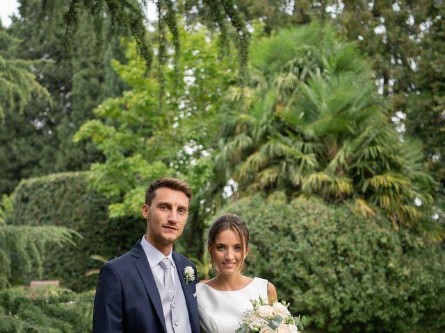 Il matrimonio di Marco e Alice a Erba, Como 47