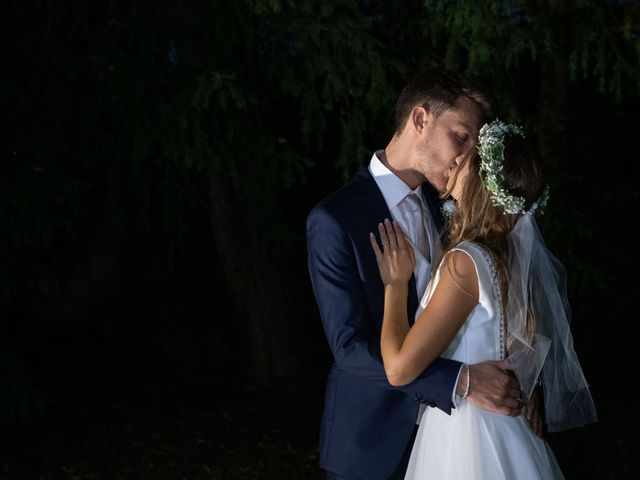 Il matrimonio di Marco e Alice a Erba, Como 62