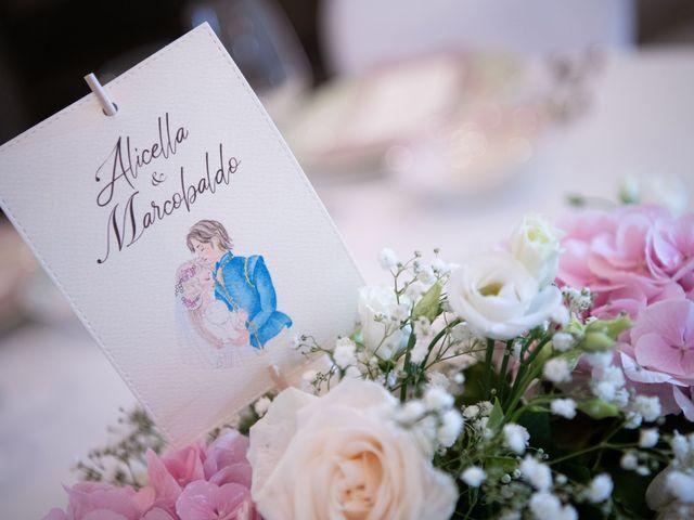 Il matrimonio di Marco e Alice a Erba, Como 40