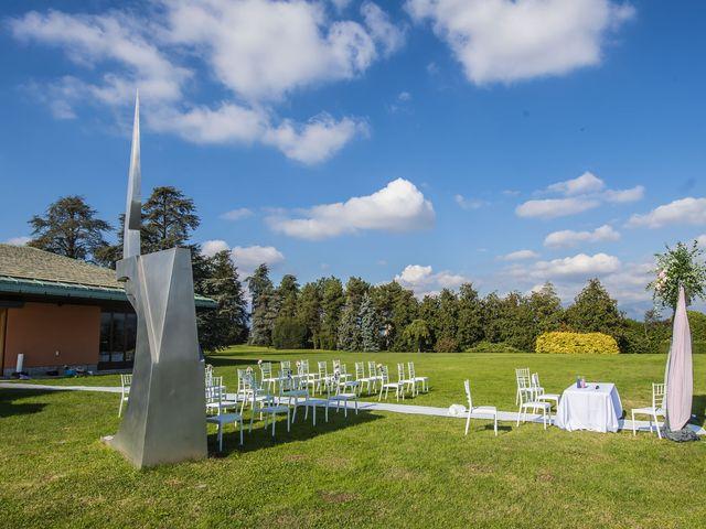 Il matrimonio di Mirko e Ylenia a Briosco, Monza e Brianza 8