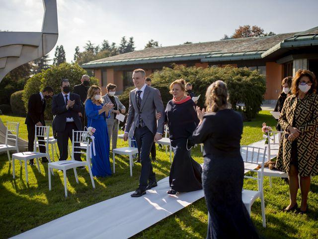 Il matrimonio di Mirko e Ylenia a Briosco, Monza e Brianza 18