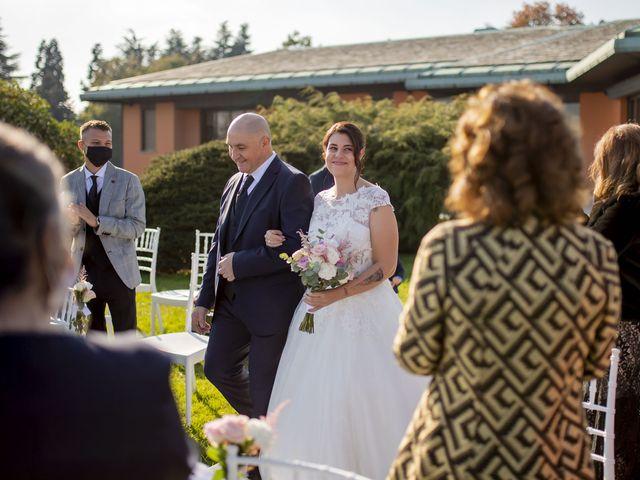 Il matrimonio di Mirko e Ylenia a Briosco, Monza e Brianza 21