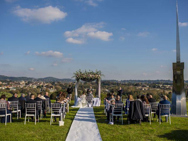 Il matrimonio di Mirko e Ylenia a Briosco, Monza e Brianza 25