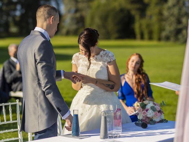Il matrimonio di Mirko e Ylenia a Briosco, Monza e Brianza 30