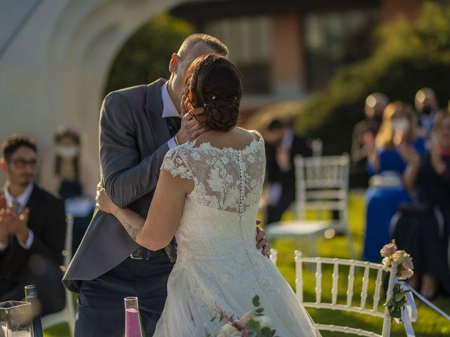 Il matrimonio di Mirko e Ylenia a Briosco, Monza e Brianza 32