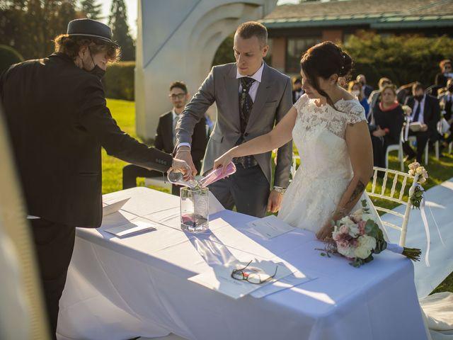 Il matrimonio di Mirko e Ylenia a Briosco, Monza e Brianza 33