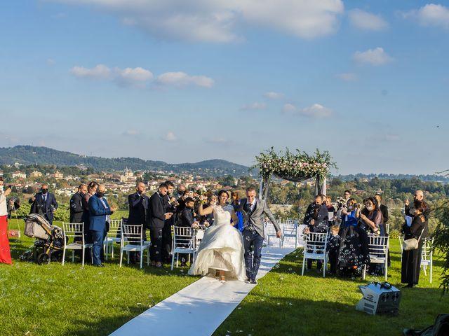 Il matrimonio di Mirko e Ylenia a Briosco, Monza e Brianza 34