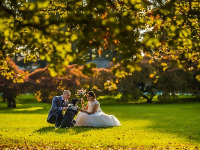 Il matrimonio di Mirko e Ylenia a Briosco, Monza e Brianza 38